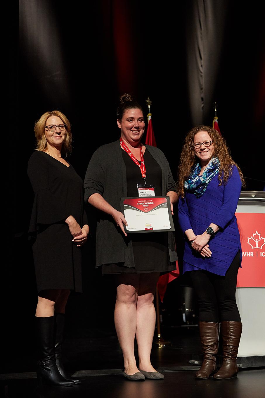 VIA Rail Student Research Award